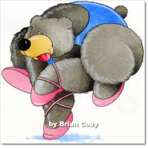 BALLET BEAR
